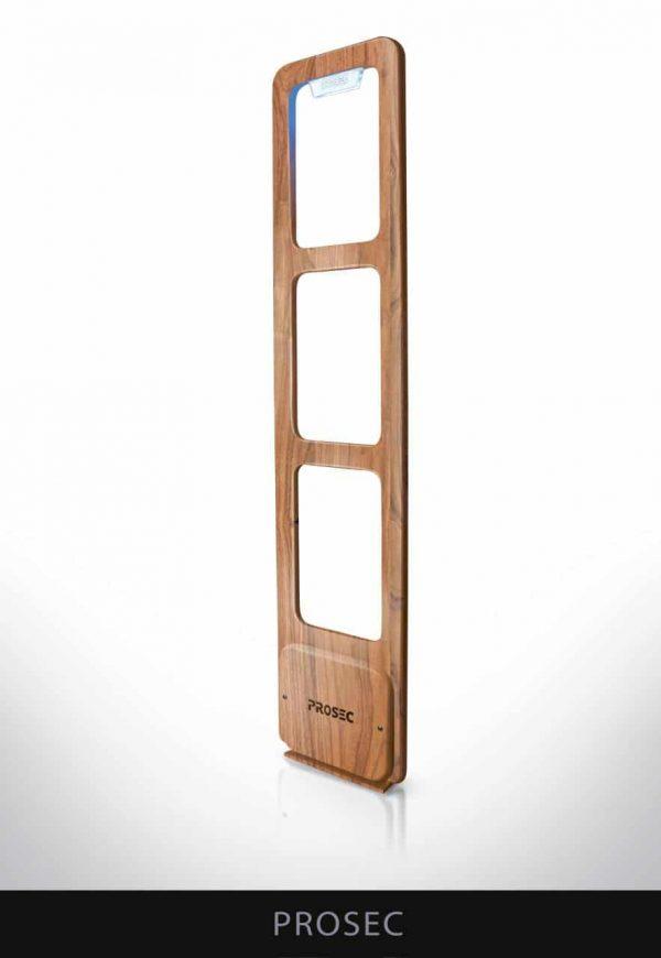 گیت فروشگاهی prowood طرح چوب
